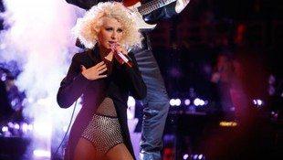 Christina's Team On 'The Voice'