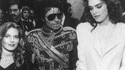 'Hiding From Michael Jackson...'